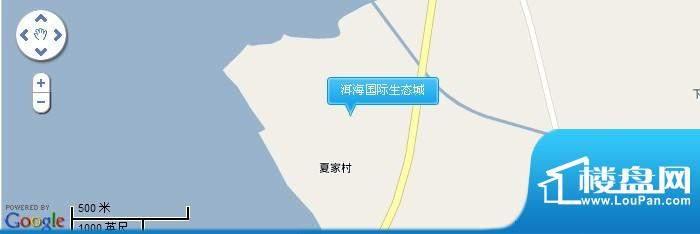 洱海国际生态城交通图
