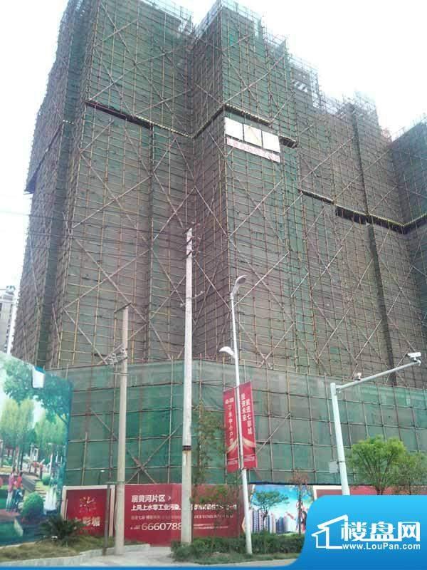 七彩城外景图(2012-04-22)