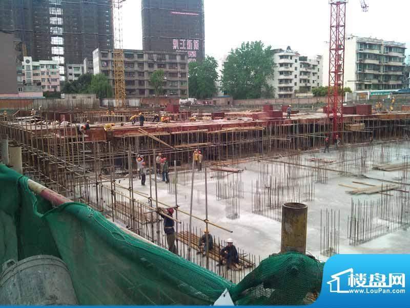 时代庐山外景图(2012-04-18)