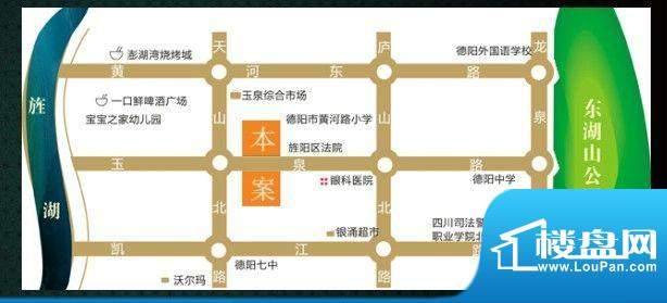 鑫恒香廷交通图