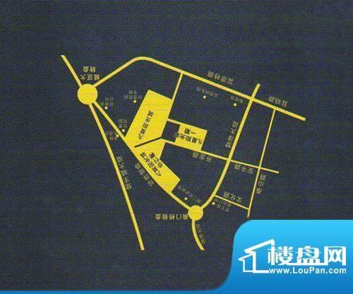九星阳光城交通图