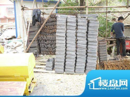 金张湾花园建筑材料