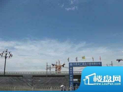 东方新天地实景图201108