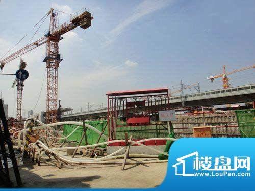 东方新天地实景图201109