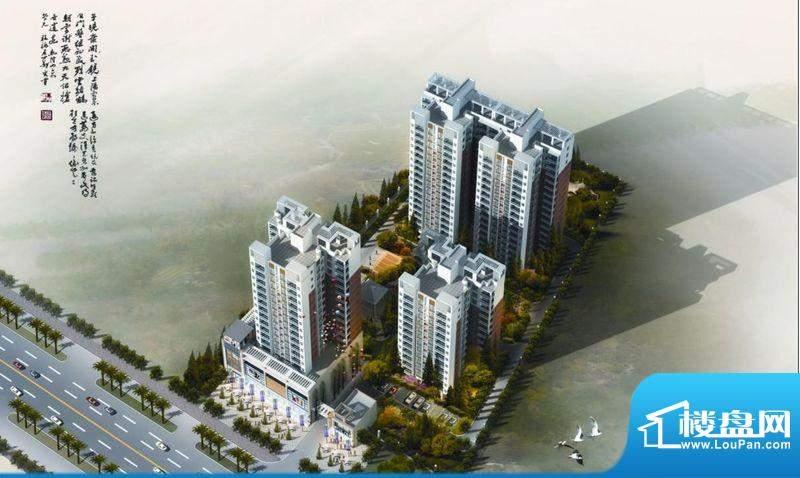 城市星座鸟瞰外景图(20110617)