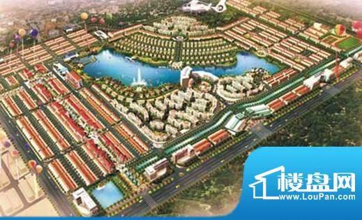 龙湖世纪城效果图