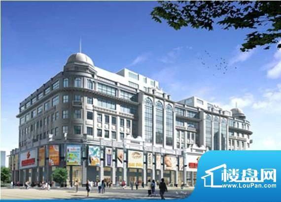 锦泰商业广场效果图