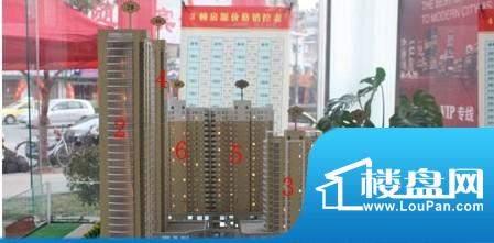 泰鑫·现代城效果图