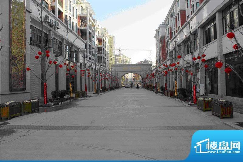 洁丽雅凤凰城市花园商铺交通图