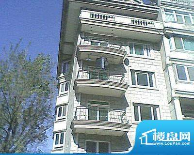 龙湖锦坨城外景图