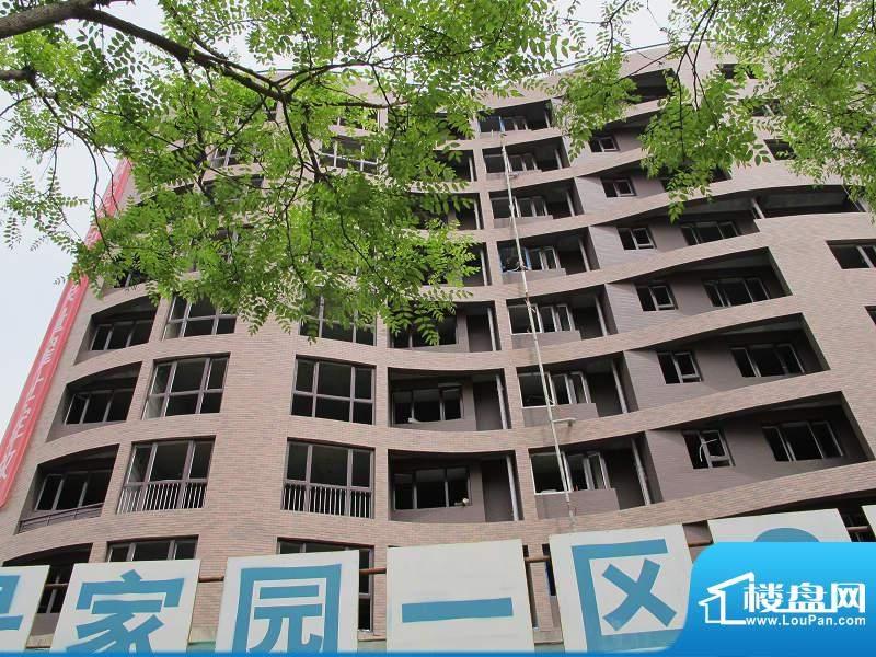 世藏168施工实景图2012.4