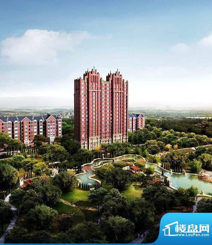 北京城建徜徉集10地块高层效果图