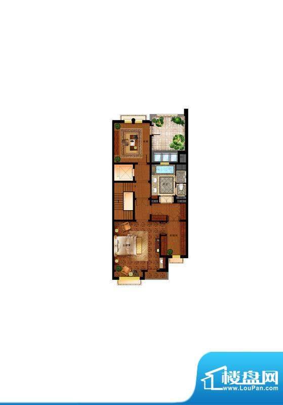 华润·润西山L2(联排)三层户