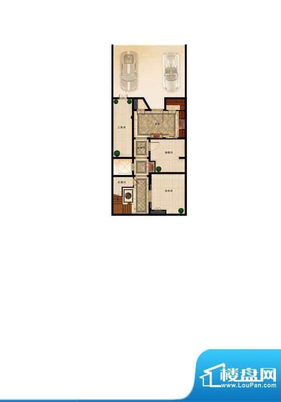 华润·润西山L2(联排)地下二