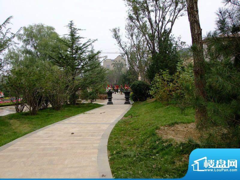中海尚湖世家外景图20110917