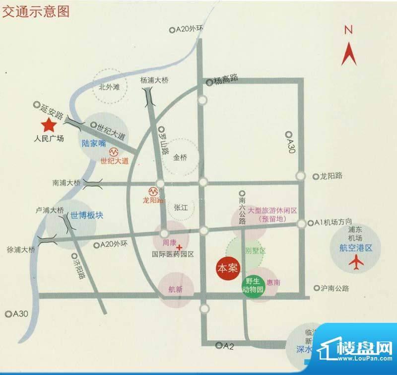 艺泰安邦交通图