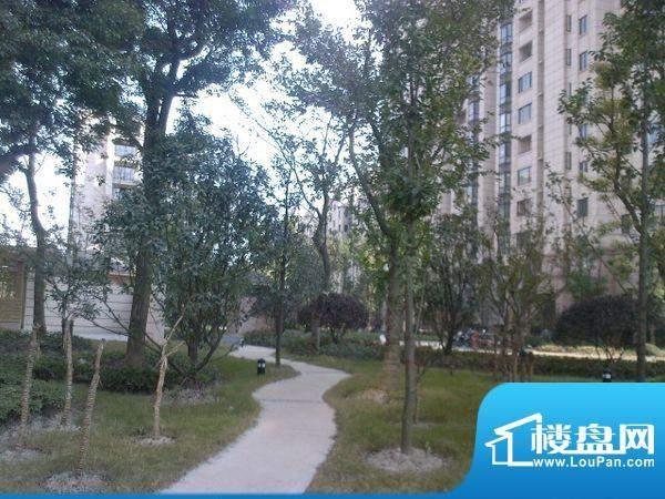 绿地蔷薇四季绿地上海启航社 外景图
