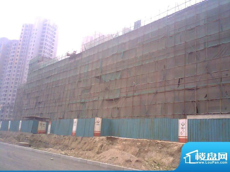 北京城建·N次方施工实景图2012.5
