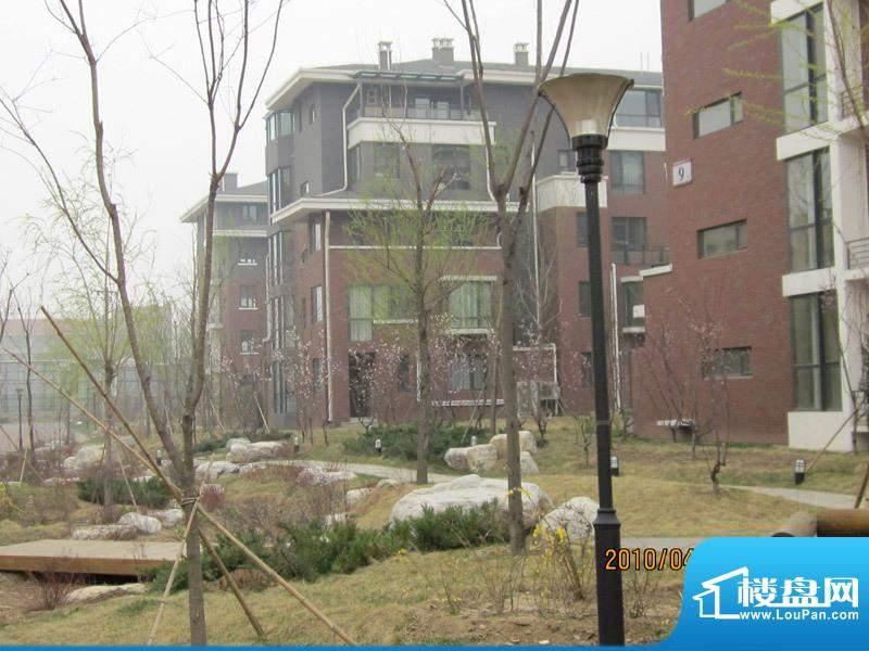 百旺杏林湾(永丰嘉园)小区实景图2010.5