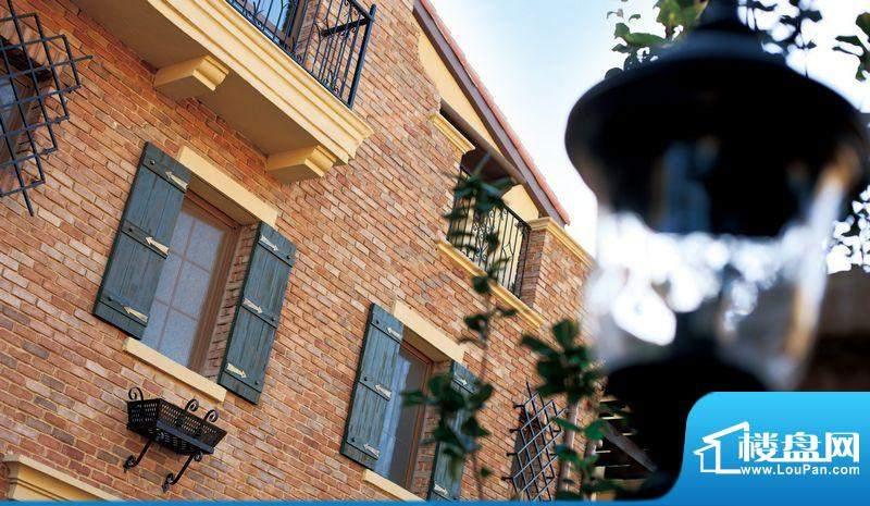 万通天竺新新家园·萨丁堡外立面外景图