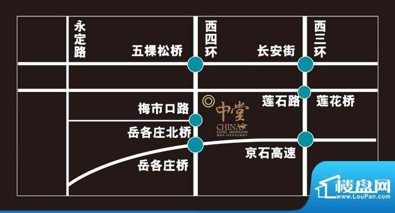 中堂紫熙台位置图