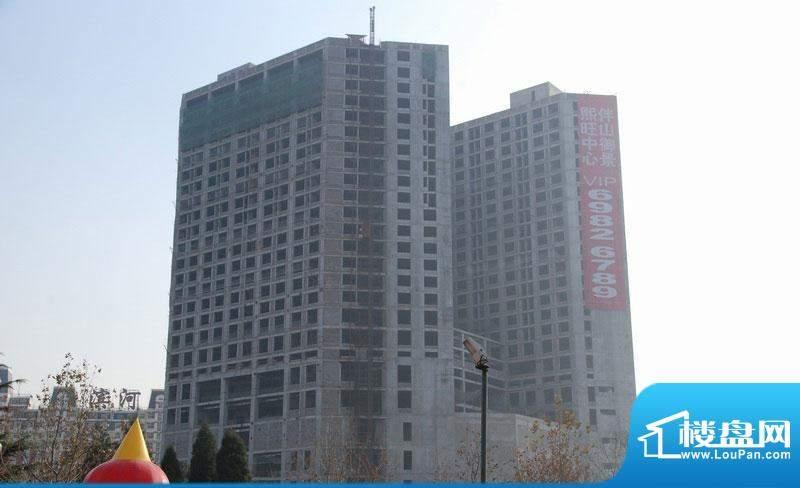 西贸国际·熙旺中心实景图