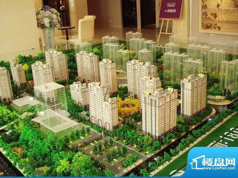 中国铁建原香漫谷实景图