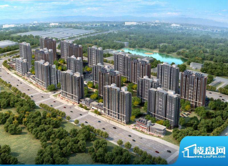 北京城建·福润四季实景图