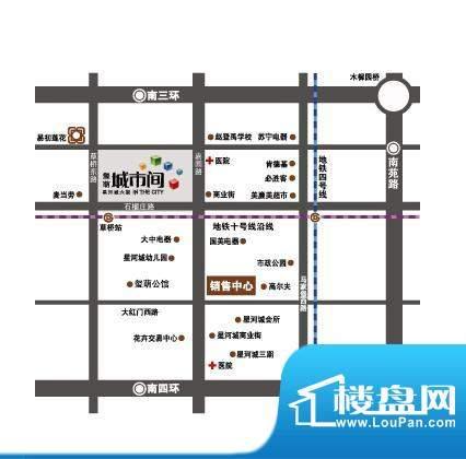 玺萌公馆交通图