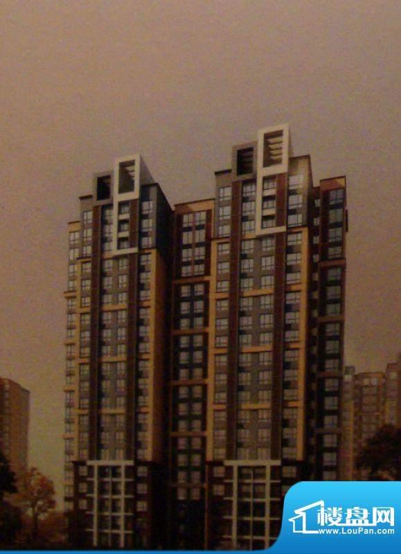 国惠村实景图