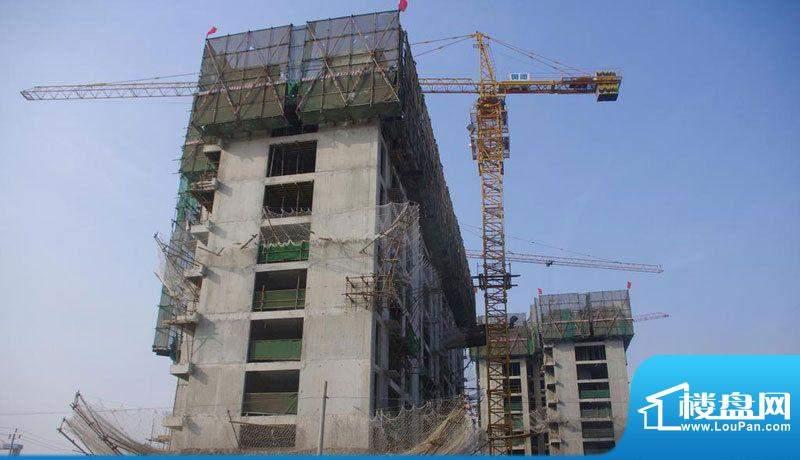 国惠村工地实景图2011.11