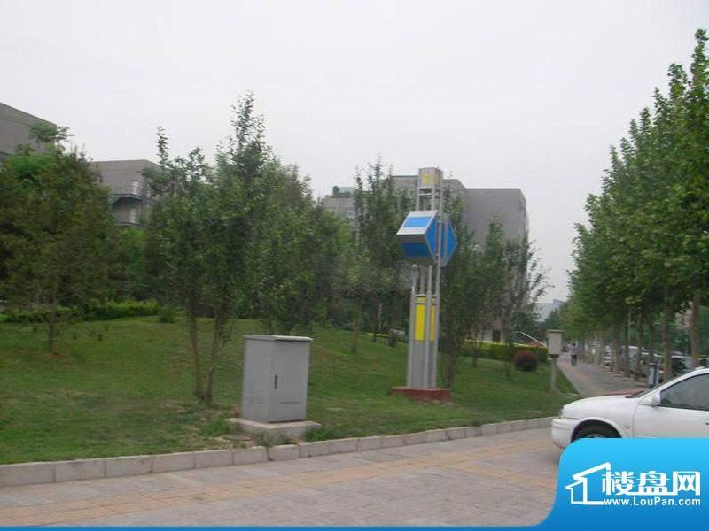 桥南王庄子居住项目用地交通图
