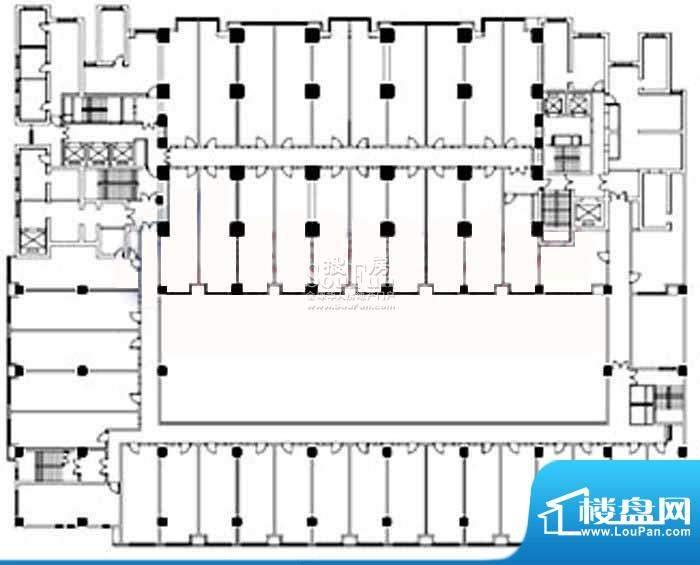 智地·钻河公馆楼层平面户型图
