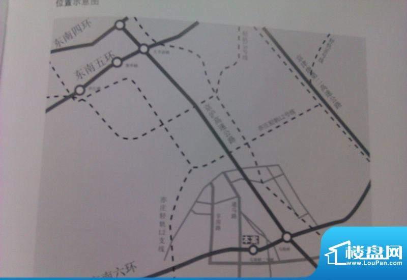 宏仁家园位置图