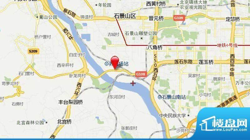 金隅滨河园效果图