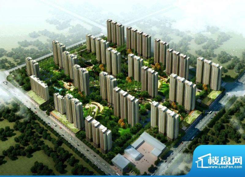 马坡镇新城9号地效果图