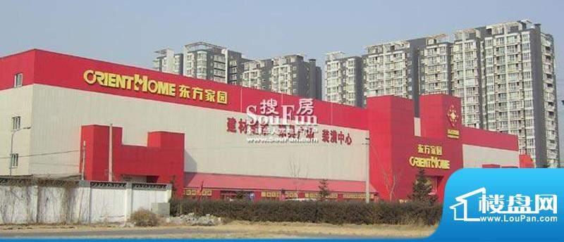 石景山刘娘府C1C2限价房地块实景图
