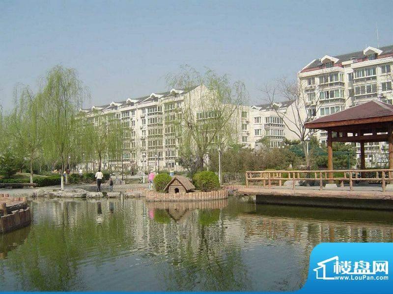 华融西城区安置房二期项目实景图