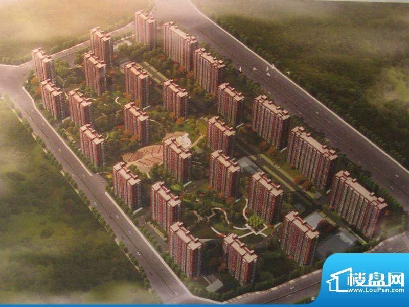 开发区回迁房项目实景图