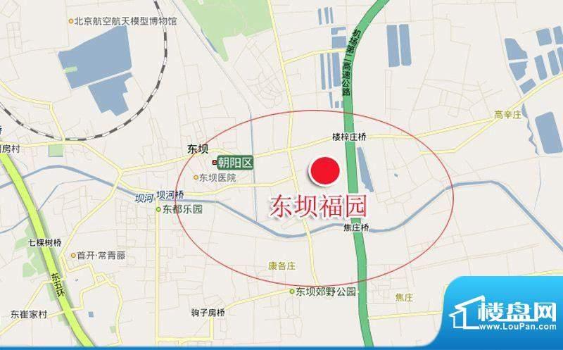 东坝福园效果图