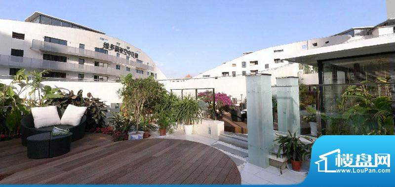 维多莉亚花园公寓实景图