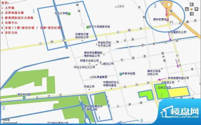 廊和坊金融街金融中心交通图
