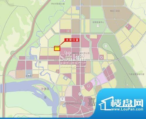 华地源泉景城交通图