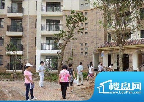 兆南山水汇园外景图5