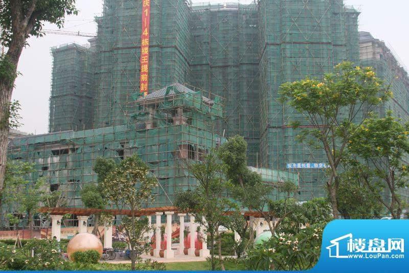 虎门国际公馆1-4栋外景(2012-5-17)