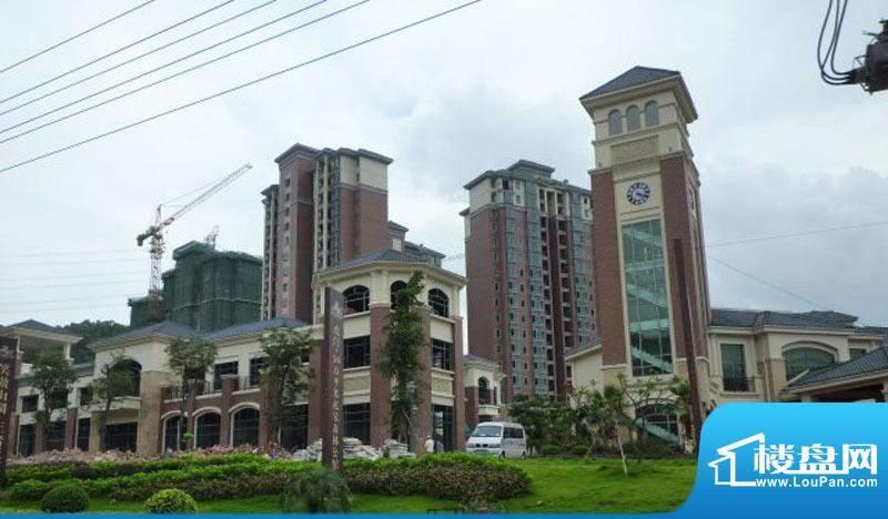 虎门国际公馆1-3栋外景图(2010-12-06)