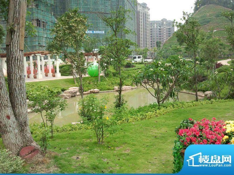 虎门国际公馆小区实景(2012-5-17)