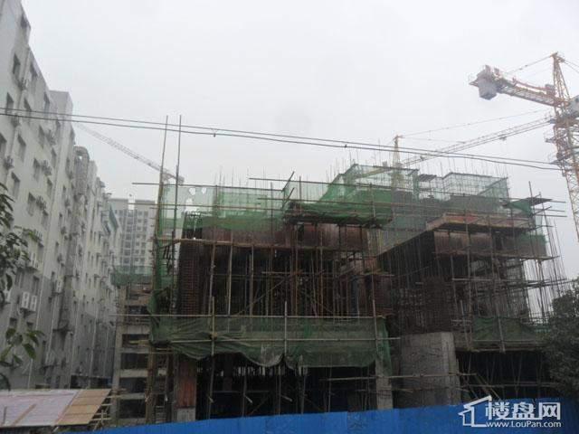 印象康城在建图