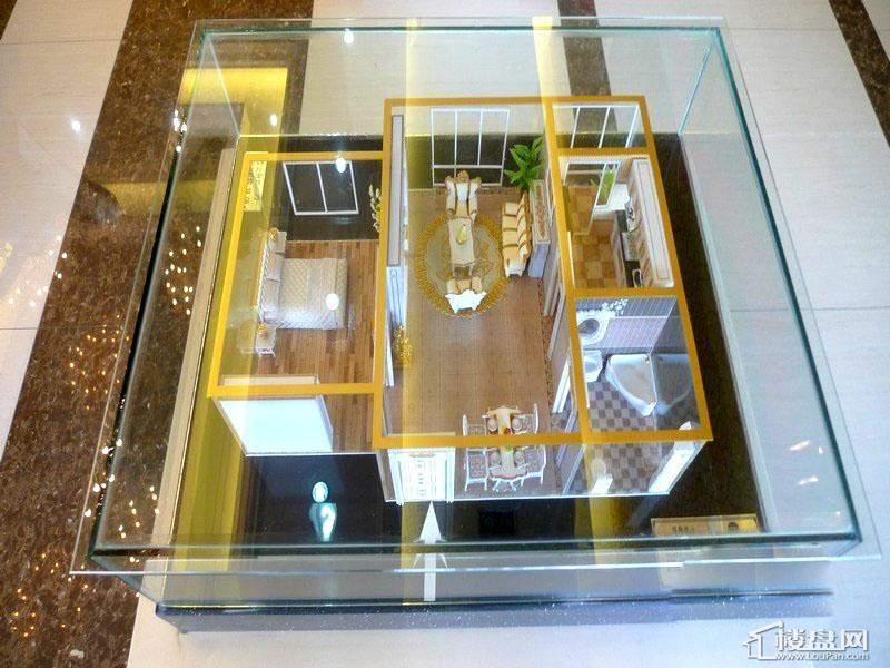 格兰云天售楼处户型沙盘(2011-4-28)