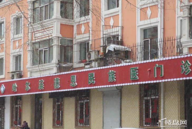 江城之珠项目周边医院(2012-11-13)